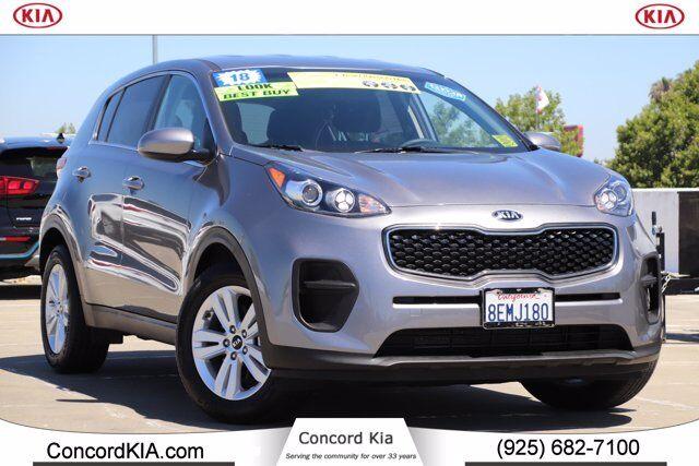 2018 Kia Sportage LX Concord CA