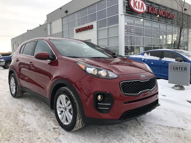 2018 Kia Sportage LX FWD 2.4L *BLUETOOTH/HEATED CLOTH SEATS/REARVIEW CAMERA* Edmonton AB