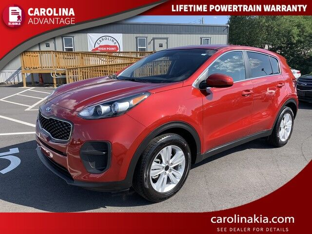 2018 Kia Sportage LX High Point NC