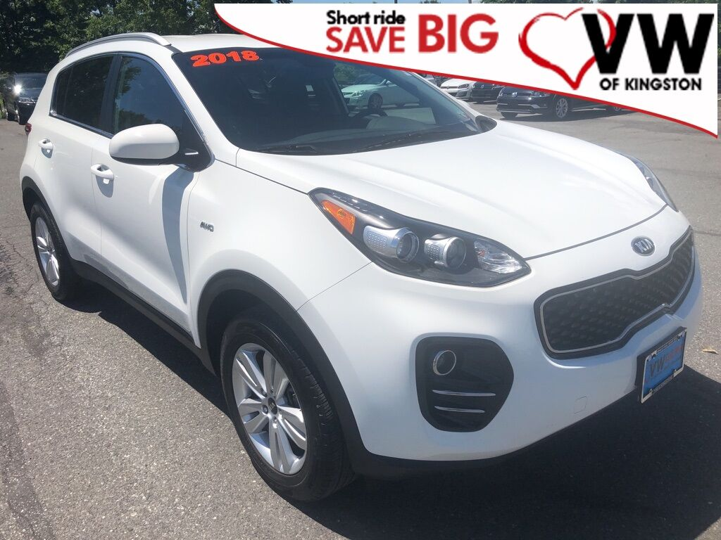 2018_Kia_Sportage_LX_ Kingston NY