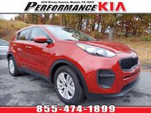2018_Kia_Sportage_LX_ Moosic PA