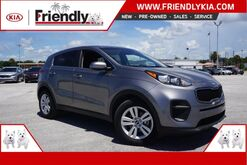 2018_Kia_Sportage_LX_ New Port Richey FL