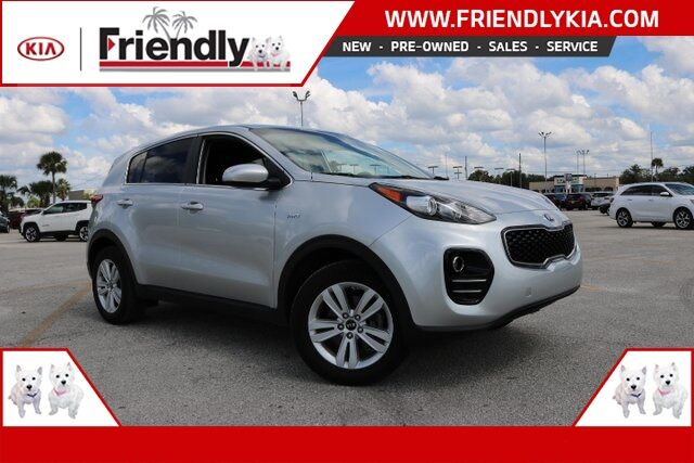 2018 Kia Sportage LX New Port Richey FL