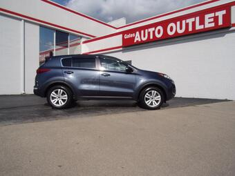 2018_Kia_Sportage_LX_ Richmond KY