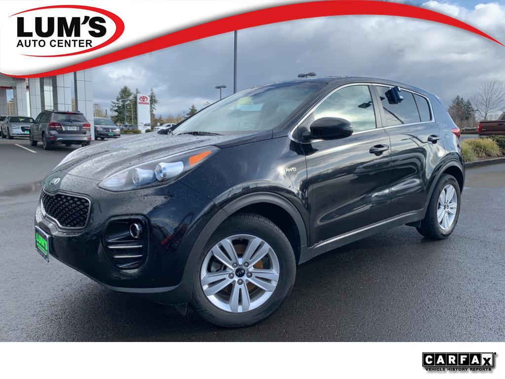 2018 Kia Sportage LX Warrenton OR