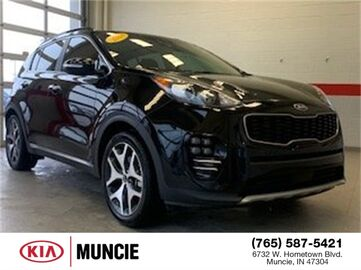 2018_Kia_Sportage_SX_ Richmond KY