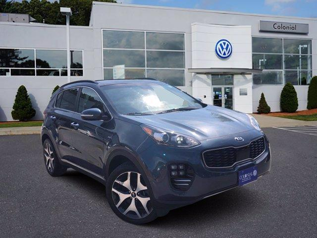 2018 Kia Sportage SX Turbo AWD Westborough MA