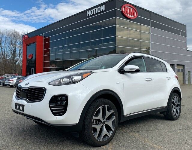 2018 Kia Sportage SX Turbo Hackettstown NJ