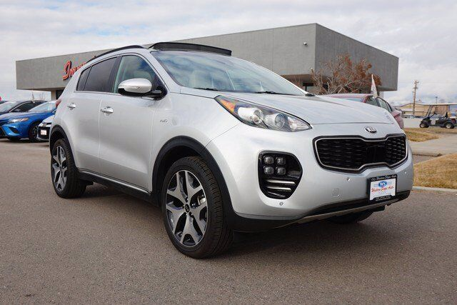 2018 Kia Sportage SX Turbo Grand Junction CO