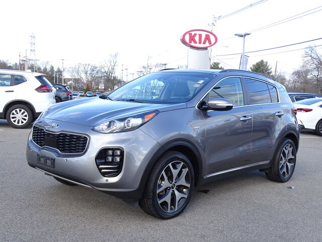 2018 Kia Sportage SX Turbo South Attleboro MA
