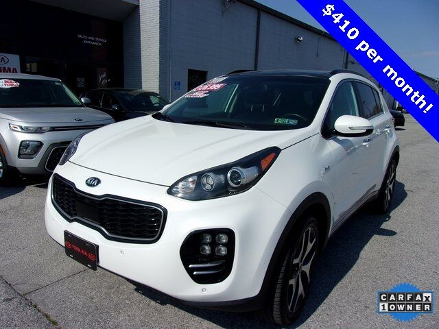 Used Kia Sportage York Pa