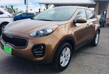 2018 Kia Sportage WAGON 4 DOOR