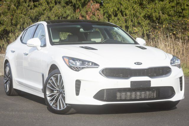 2018 Kia Stinger 2.0 Turbo Premium Sports Sedan