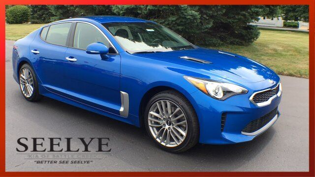 2018 Kia Stinger Base Battle Creek MI