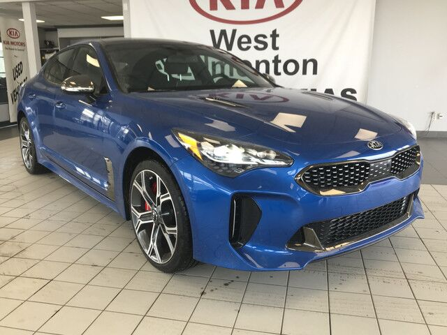 2018 Kia Stinger GT AWD Limited 3.3L Manager Special Edmonton AB