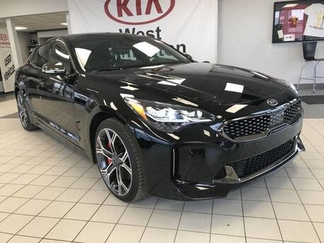 2018_Kia_Stinger_GT AWD V6 TWIN TURBO *BLUETOOTH/BLIND SPOT DETECTION/REAR CROSS TRAFFIC ALERT*_ Edmonton AB