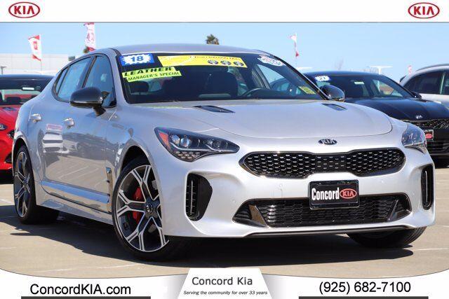 2018 Kia Stinger GT Concord CA