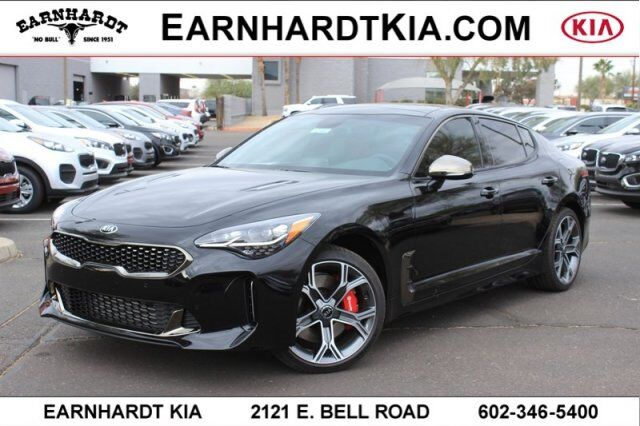 Kia Dealership Phoenix >> 2018 Kia Stinger GT1 Phoenix AZ 21609625