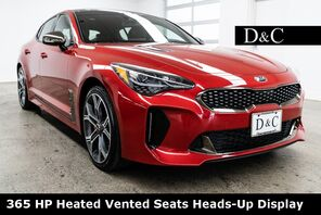 2018_Kia_Stinger_GT2 365 HP Heated Vented Seats Heads-Up Display_ Portland OR