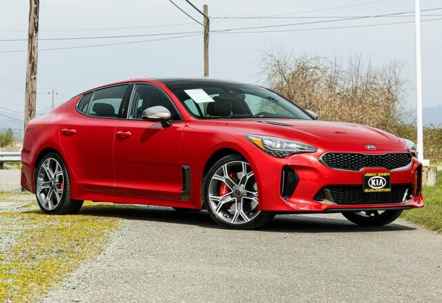 2018 Kia Stinger GT2 Burlington WA