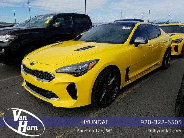 2018 Kia Stinger GT2 Milwaukee WI