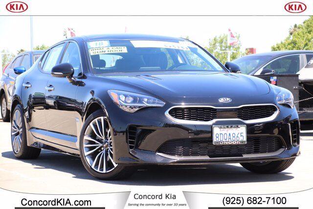2018 Kia Stinger Premium Concord CA