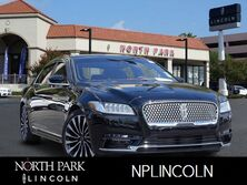 LINCOLN Continental Black Label 2018