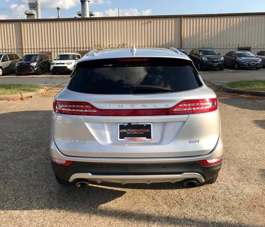2018 LINCOLN MKC PREMIERE PREMIERE Houston TX