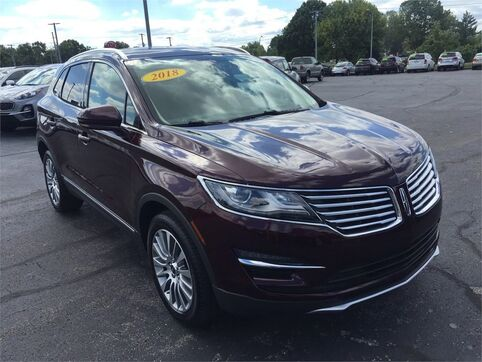 2018_LINCOLN_MKC_RESERVE AWD_ Evansville IN