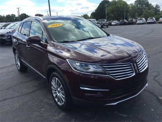 2018 LINCOLN MKC RESERVE AWD Evansville IN