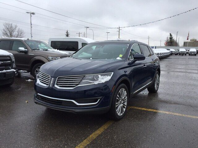 2018 LINCOLN MKX Reserve Calgary AB
