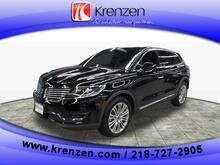 2018_LINCOLN_MKX_Reserve_ Duluth MN