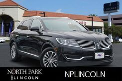 2018 LINCOLN MKX Select San Antonio TX
