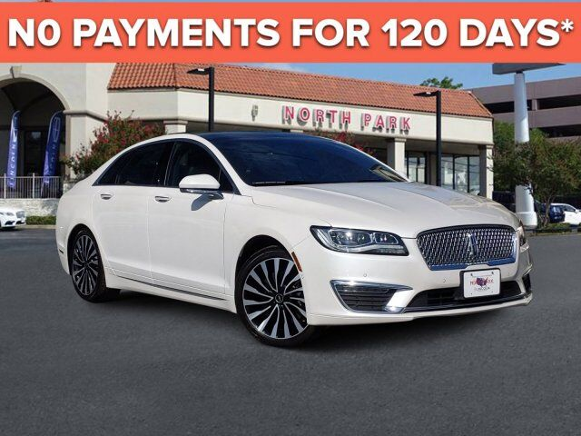 2018 LINCOLN MKZ Black Label San Antonio TX