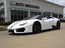 2018_Lamborghini_Huracan_LP580-2 LEATHER, NAVIGATION, ELECTRONIC STABILITY CONTROL, ABS BRAKES, PREMIUM SOUND, UNDER WARRANTY_ Plano TX