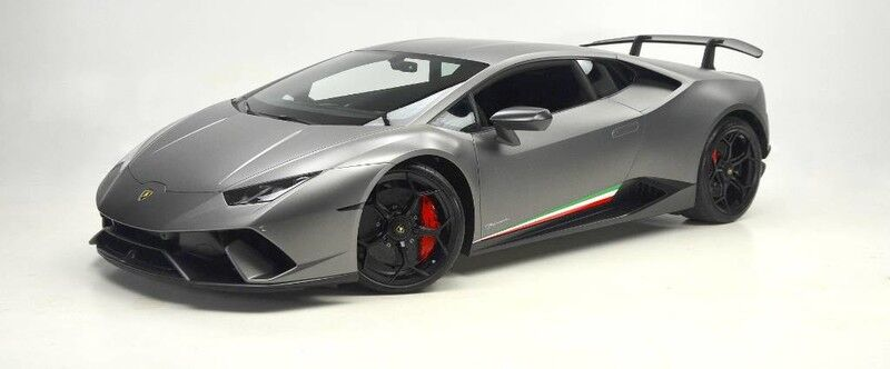 2018 Lamborghini Huracan Performante Coupe