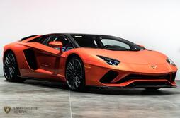Lamborghini Pebble Beach, One-of-One Aventador S Coupe  2018