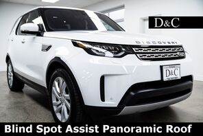 2018_Land Rover_Discovery_HSE Blind Spot Assist Panoramic Roof_ Portland OR
