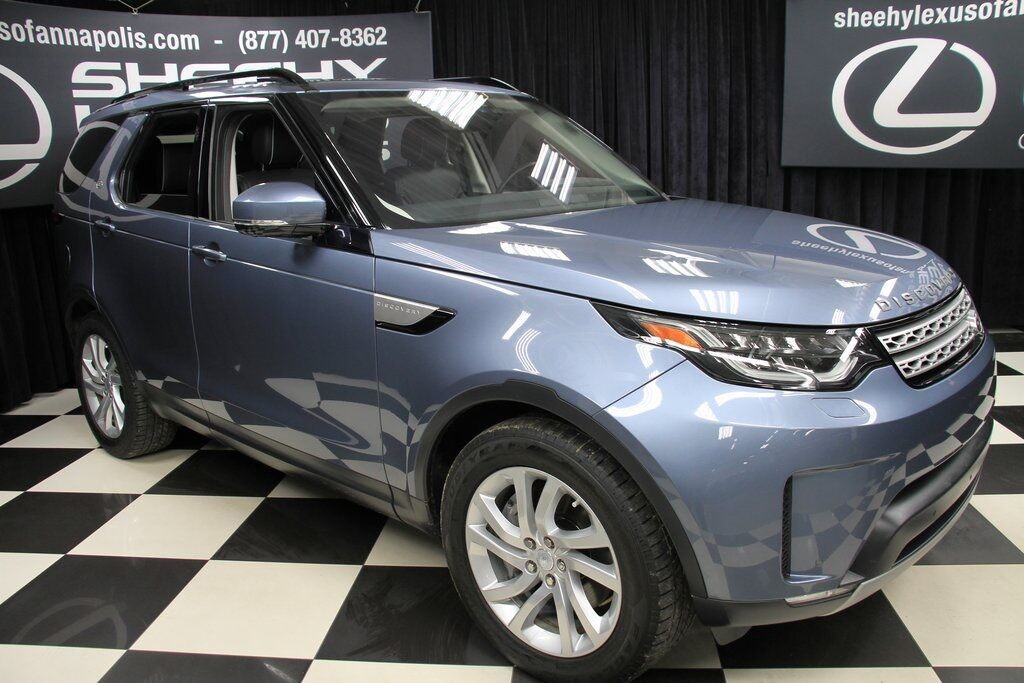 2018 Land Rover Discovery HSE Annapolis MD