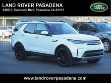 2018_Land Rover_Discovery_HSE LUXURY V6 SUPERCHARGE_ Pasadena CA