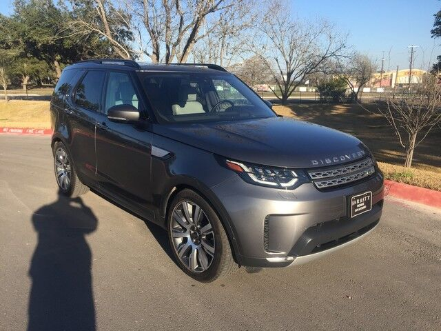 2018 Land Rover Discovery HSE Luxury San Antonio TX