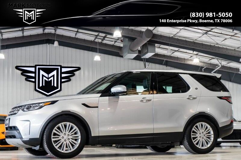 2018_Land Rover_Discovery_HSE Luxury_ Boerne TX