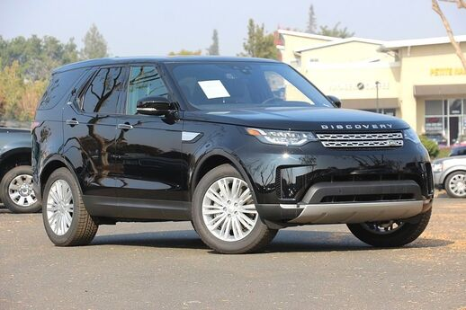 2018 Land Rover Discovery HSE Luxury Redwood City CA