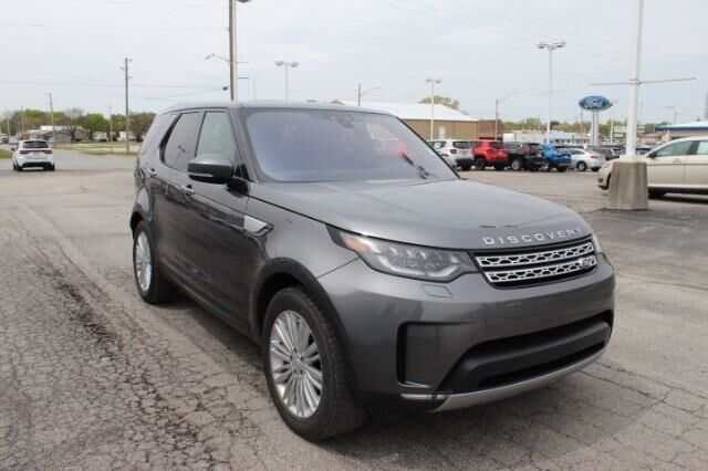 2018 Land Rover Discovery HSE Luxury V6 Supercharged Fort Scott KS