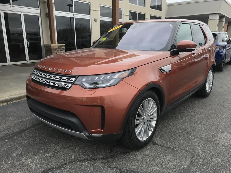 2018_Land Rover_Discovery_HSE Luxury_ Warwick RI