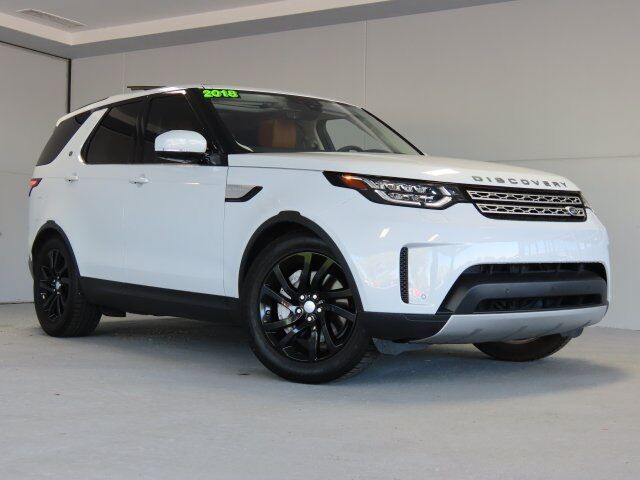 2018 Land Rover Discovery HSE Merriam KS