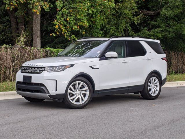 22018 Land Rover Discovery HSE