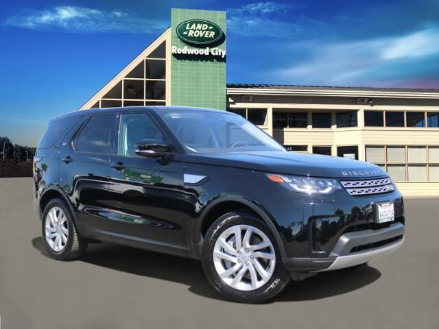 2018 Land Rover Discovery HSE Redwood City CA