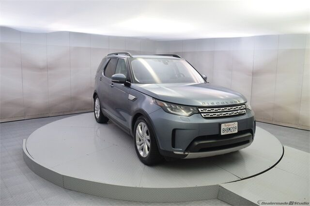2018 Land Rover Discovery HSE San Francisco CA