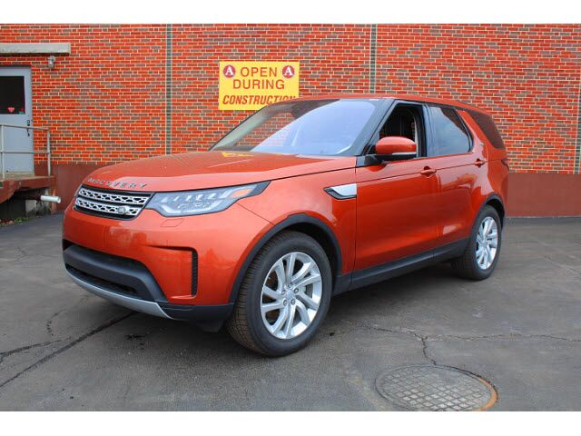 2018 Land Rover Discovery HSE Td6 Merriam KS
